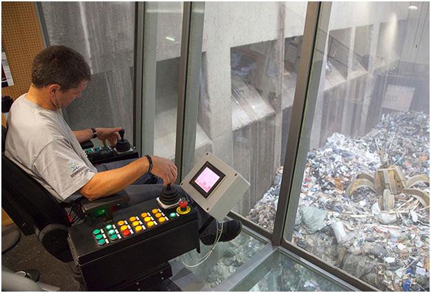 Новый День: Будущее Шиеса: как работает современная технология переработки мусора