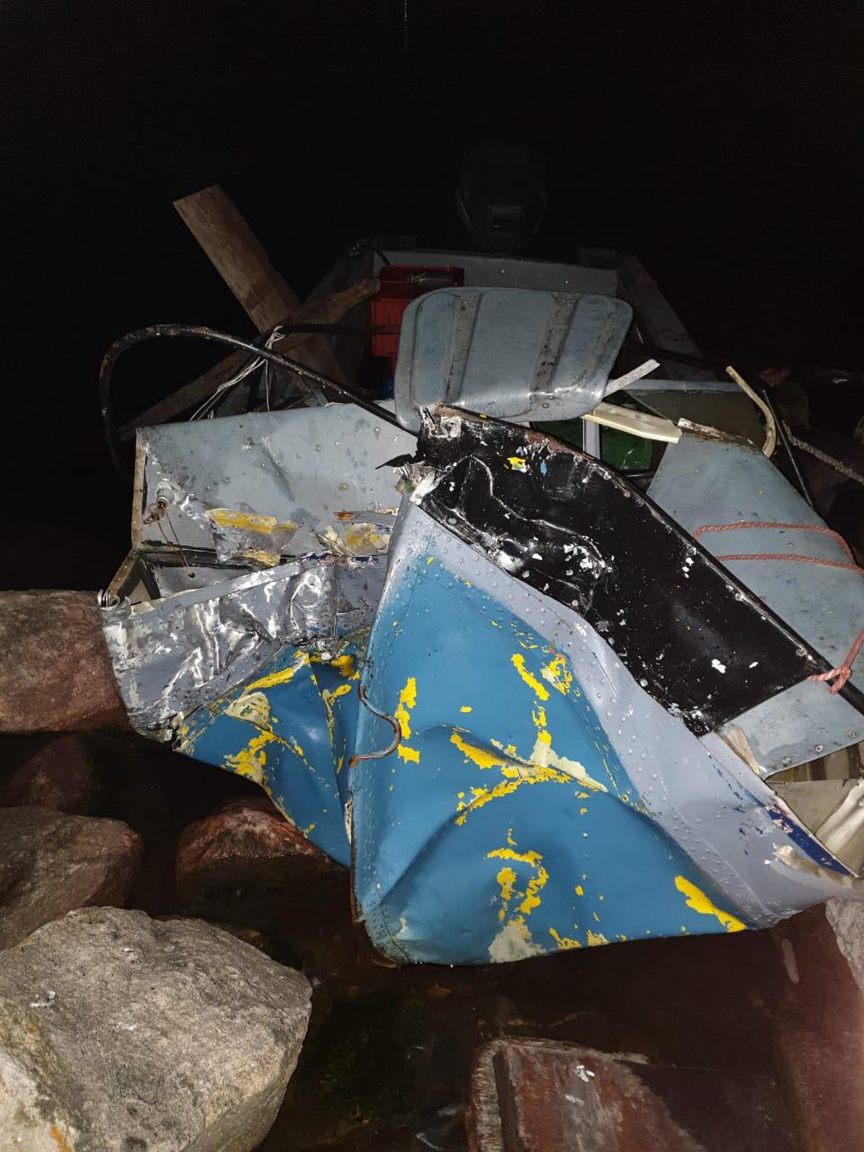 Новый День: На Байкале катер протаранил пирс. Погибли двое