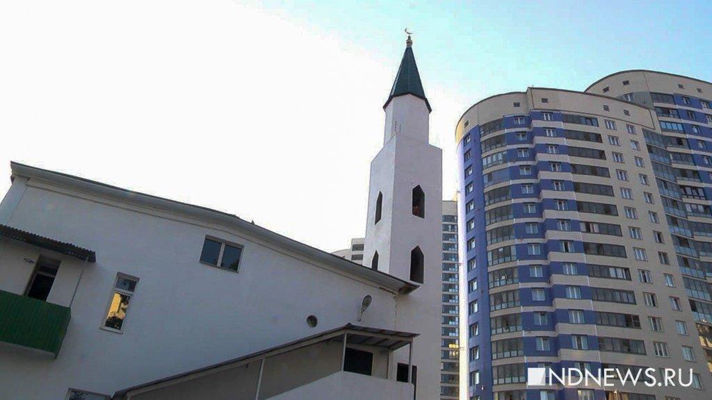 Новый День: Мусульмане с раннего утра потянулись в мечети: сегодня – Курбан-байрам (ФОТО)